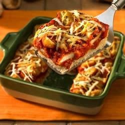 1-Dish Chicken Parmesan recipe