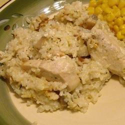 Chicken Continental