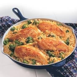 Campbell's(R) 15-Minute Chicken and Rice Dinner