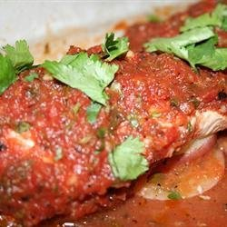 Creole Mexican Catfish recipe