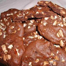 Chocolate Pecan Cookies (Better Than Publix Bakery)