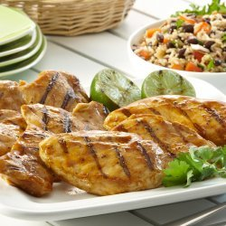 Grilled Chicken and Black Bean Salad