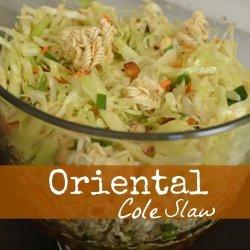 Oriental Cole Slaw