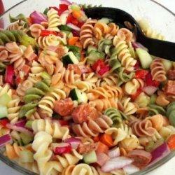 Italian Sandwich  Pasta Salad