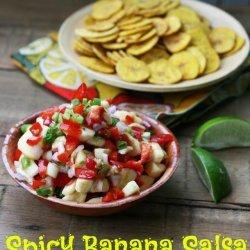Banana Salsa
