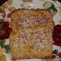 French Toast Ala South Beach recipe