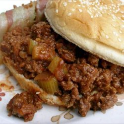 Burger Barbecue Aka Sloppy Joes