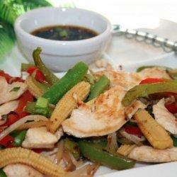 Teppanyaki recipe