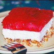 Pretzel Jello Dessert