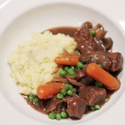 Slow Cooker Red Wine Stew