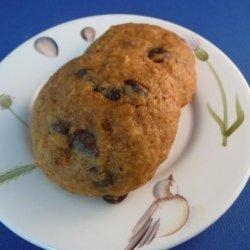 Pumpkin-Honey Chocolate Chip Cookies