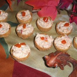 Salmon Stuffed Siljans recipe