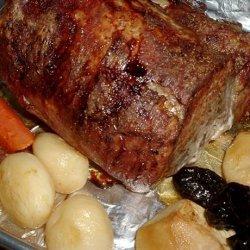Pork Loin Rib/rack of Rib for Two
