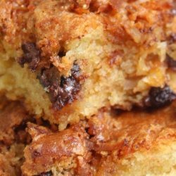 Coconut-Chip Coffee Cake