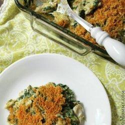 Chicken, Artichoke & Spinach Casserole