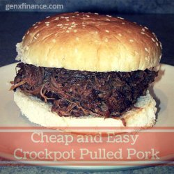 BBQ Pulled Pork (Crock-Pot Recipe)