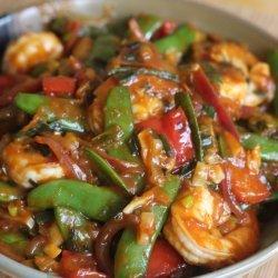 Shrimp Stir-Fry