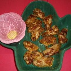 Nopalitos Wings recipe