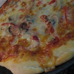 New York Style Pizza & Calzone Crust