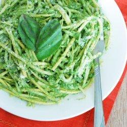 Lemon Pesto Pasta