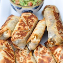 Easy and Healthy Egg Rolls