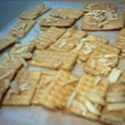 Julie's Club Crackers & Almonds