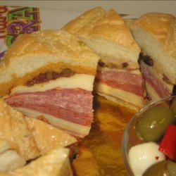 Muffuletta Sandwich