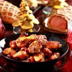 Hot Hot Hot Chicken Wings