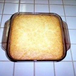 Warm Maple Apple Pudding recipe