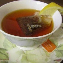 Rooibos (South African Red Bush) and Lavender Tea recipe