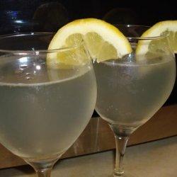 Lemon Basil Syrup (For Beverages)