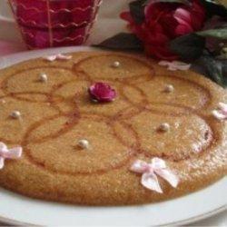 Tamina - Algerian Toasted Semolina & Honey Sweet