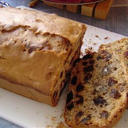 Date and Walnut Loaf - Fat Free