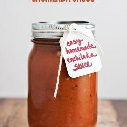 Easy Basic Enchilada Sauce