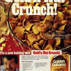 Gold 'n Nut Crunch