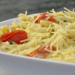 Crab and White Wine Pasta