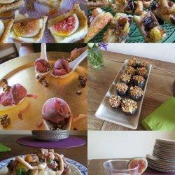 Figs and Mozzarella Salad