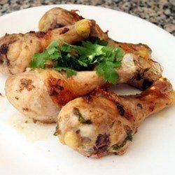 Garlic Broiled Chicken