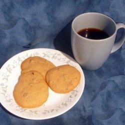 Coffee Drop Cookies