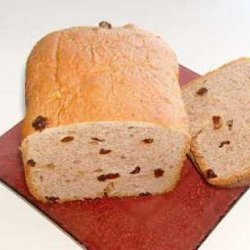 Delicious Breadmaker Raisin Bread
