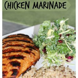 Easy Bbq Chicken Marinade