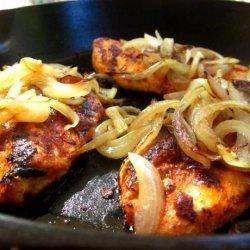 Cast Iron Skillet Cajun Chicken