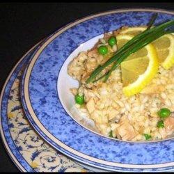 Tuna Chilli Risotto (Low Fat)