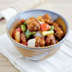 Chinese Sweet & Sour Pork