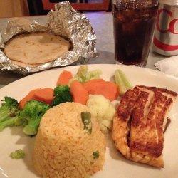 Diet Coke Salmon