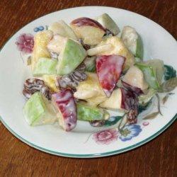 Happy Apple Salad recipe