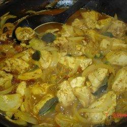 Quick & Easy Chicken Tagine
