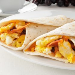 Breakfast Burrito recipe