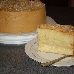 Rachael Ray  Caramel Apple Layer Cake