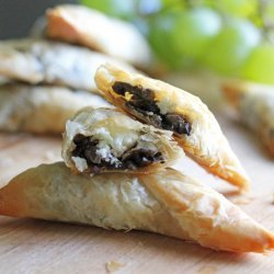 Phyllo Cheese Puffs